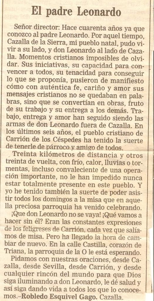 El Padre Leonardo