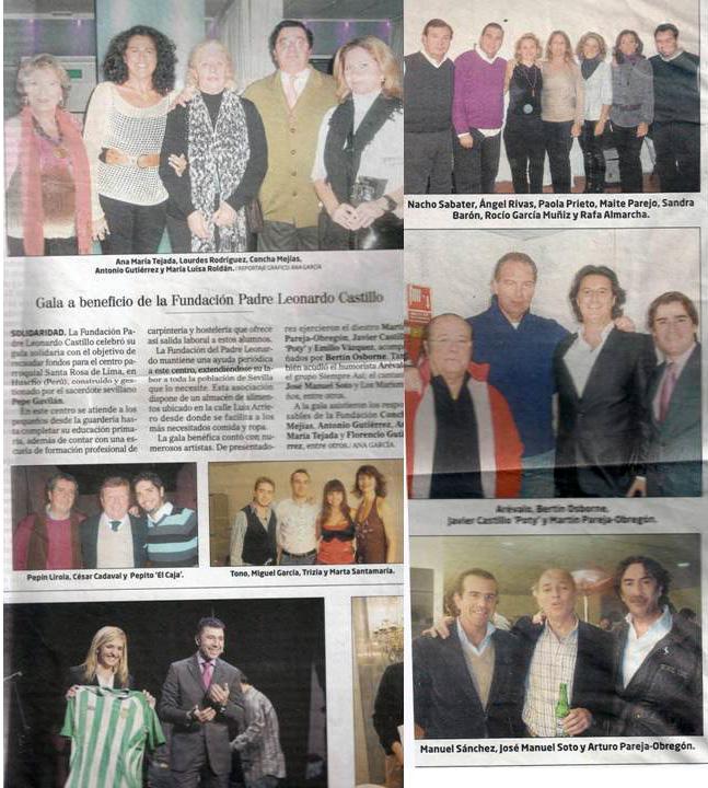 Gala benéfica Diciembre 2009 completa