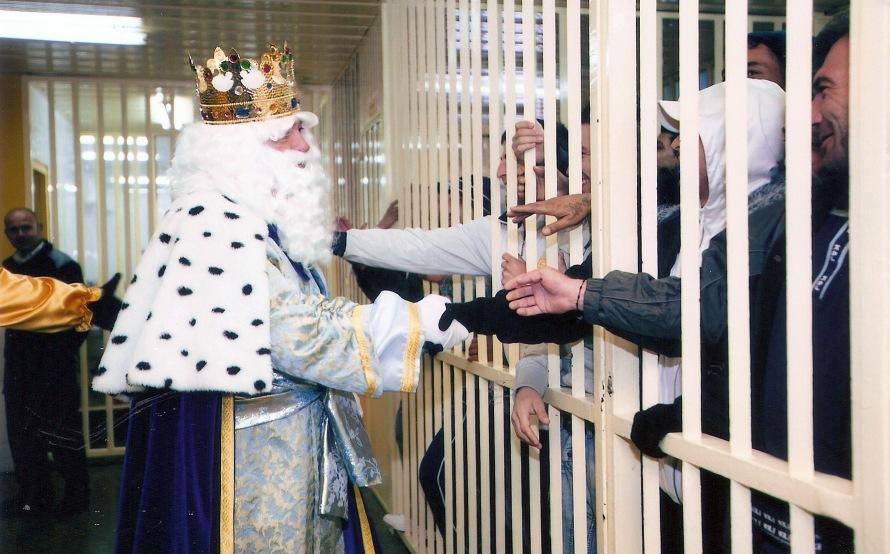 Reyes cárcel 2010